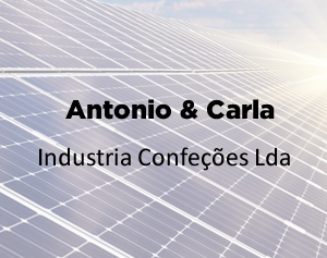 Antonio & Carla – Industria Confeções, Lda.